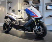 BMW C600 SPORT, CHUARD SPECIAL: ΣΑΝ ΑΓΩΝΙΣΤΙΚΟ