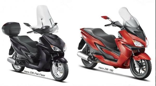 Tα Hero Z1R προορίζονται για την ευρωπαϊκή αγορά στο μέλλον