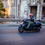 SUZUKI BURGMAN AN 650Ζ ABS EXECUTIVE, Πλήρης Δοκιμή