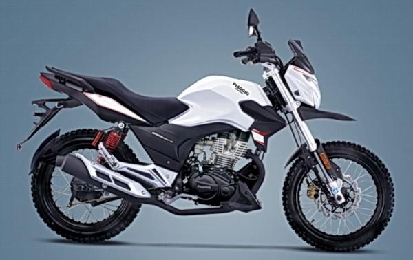 Μοντέλο Piaggio Robinson Cross-country 150cc