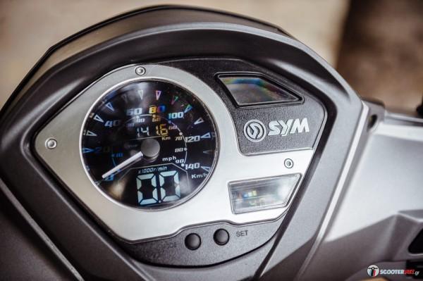 Sym Symphony ST 200