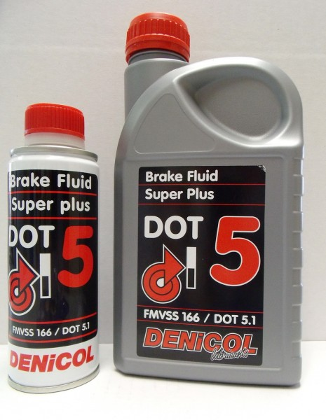 Denicol BRAKE FLUID DOT 5
