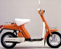 ΙΣΤΟΡΙΑ: Yamaha Passol 1977, Η απαρχή των Μοντέρνων Σκούτερ