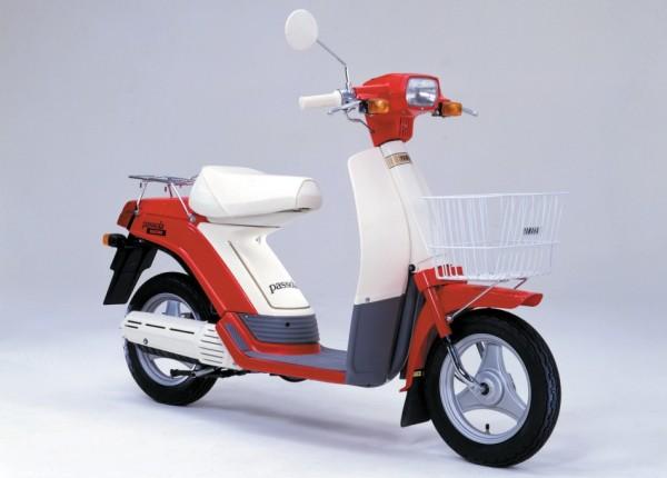 Το επόμενο βήμα ήταν το πιο σοβαρό Yamaha Passola SA50 του 1978