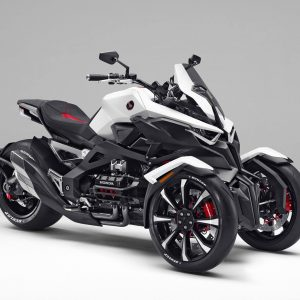 HONDA NEOWING CONCEPT: ΠΡΩΤΟΤΥΠΟ 3ΤΡΟΧΟ