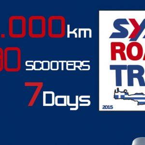2o SYM ROAD TRIP – CRETE 2015