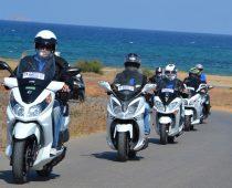 SYM ROAD TRIP, 2015: Ο ΓΥΡΟΣ ΤΗΣ KΡΗΤΗΣ