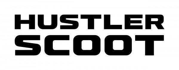 Hustler Scoot-logo