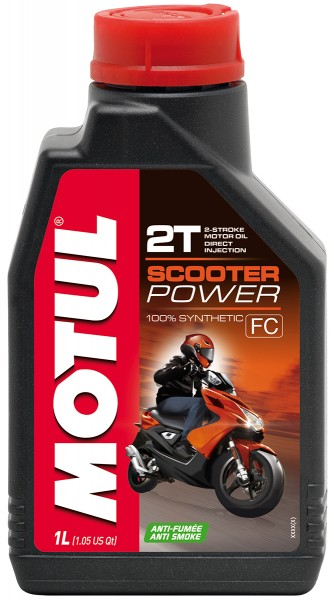 Scooter-Power-2T-1L