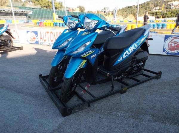 Suzuki Scooters Kart-