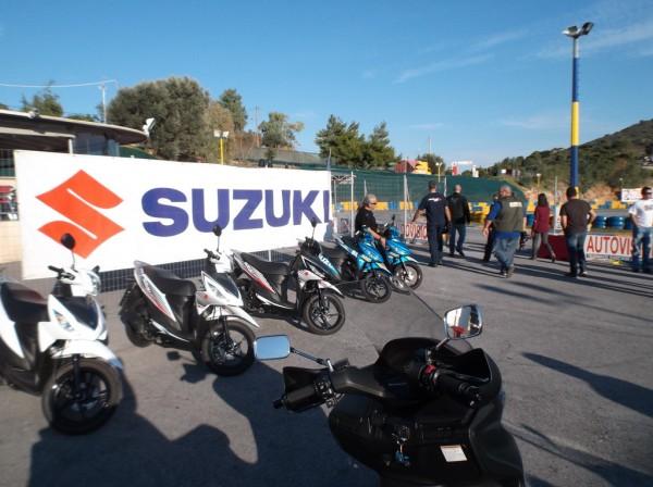 Suzuki Scooters Kart-1