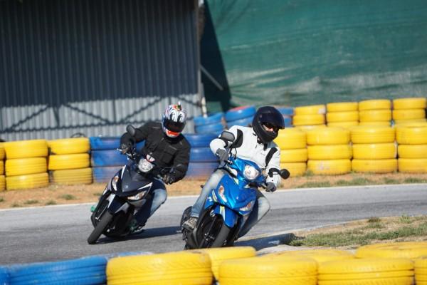 Suzuki Scooters Kart-6