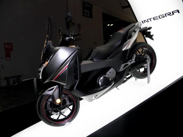 Honda Integra 750 2016-