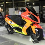 Kymco Downtown 350i: Malossi special 2016