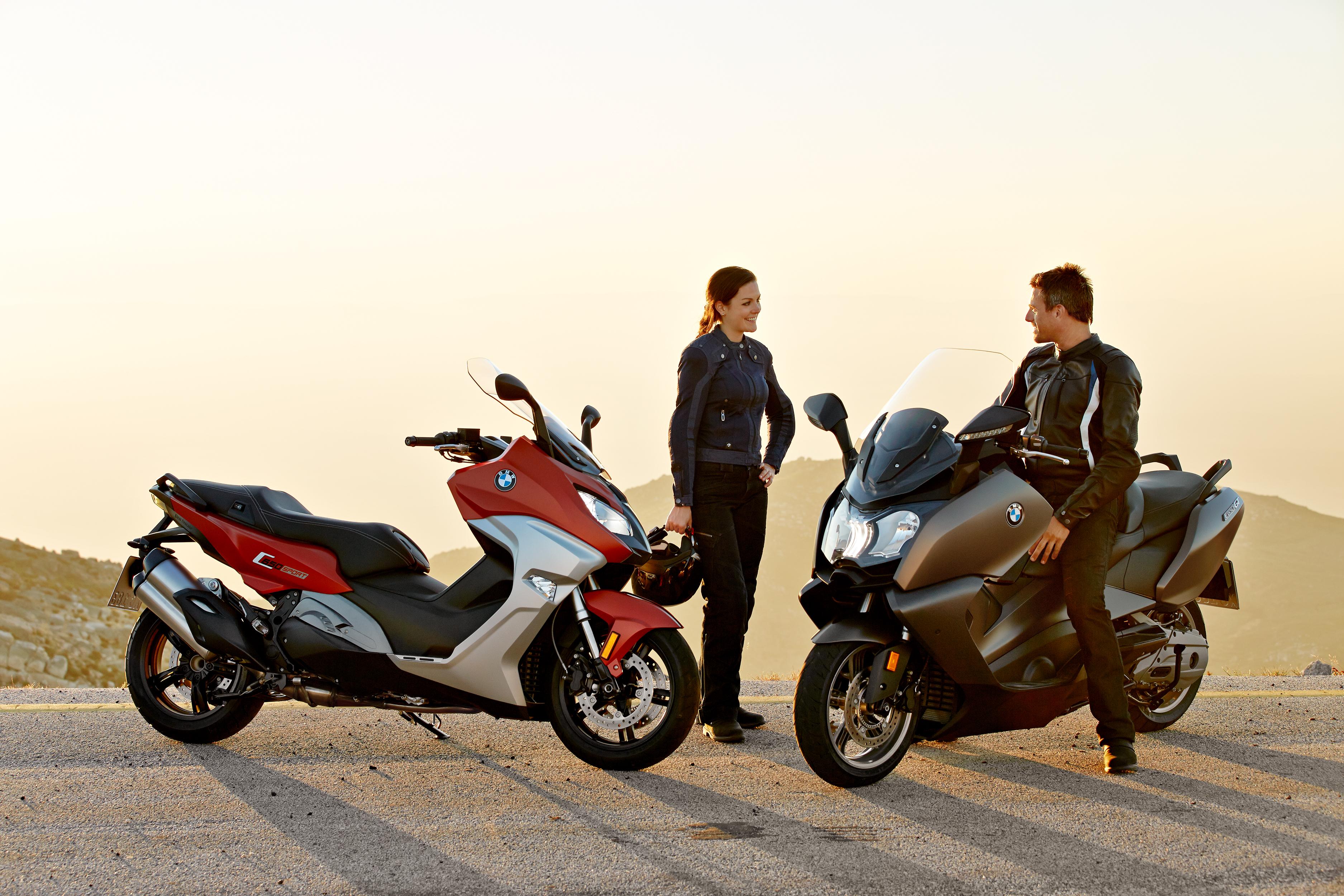 BMW Motorrad - Σχέδια για ηλεκτροκίνητη μοτοσυκλέτα - BIKEIT!