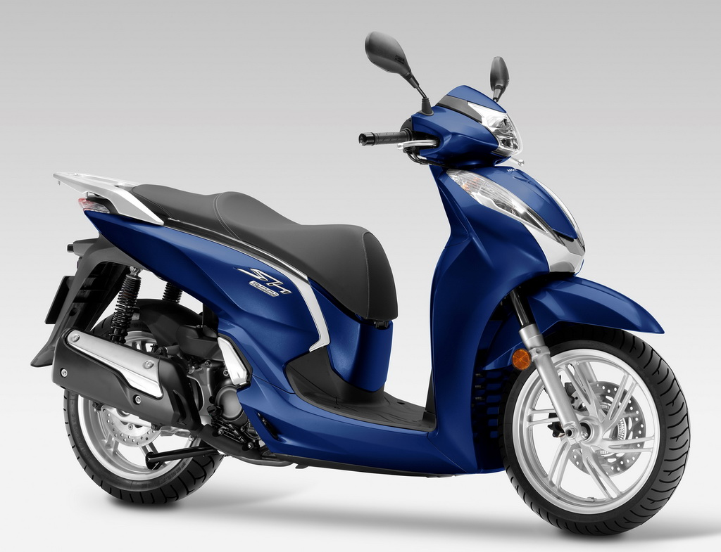 honda sh 300i abs top box abs sporty top box scooternet. Black Bedroom Furniture Sets. Home Design Ideas