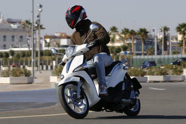 Presentacion Piaggio New Liberty 125. Valencia 20 de enero de 2016.