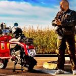 SCOMADI: Παγκόσμιο ρεκόρ (x2) με σκούτερ 125cc