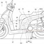 HONDA SH 300 Hybrid: Με υβριδικό κινητήρα στο μέλλον;