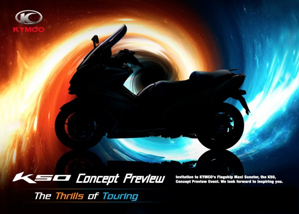 Kymco K50 Concept 550 twin -2