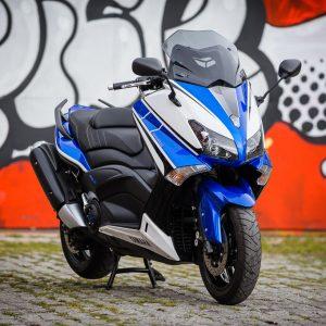 YAMAHA TMAX 530, Happy Rider: Επετειακό Μade in Greece