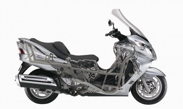 Suzuki-Burgman400ABS