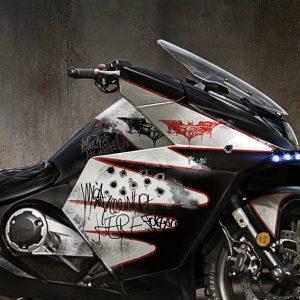 "YAKUSA DESIGN: Ένα ""περιποιημένο"" Honda Vultus"