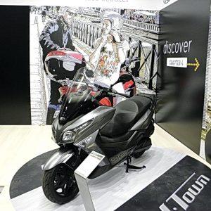 KYMCO X-TOWN 300i ABS: Πρώτη παρουσίαση στην Ελλάδα