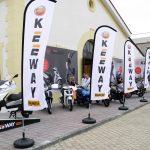 KEEWAY, 2016: H γκάμα των σκούτερ και οι τιμές τους