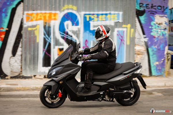 Kymco Xciting R 300 || 11.05.2016