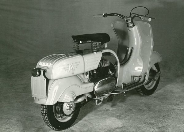 MV Agusta CGT 150, 1952- 1953