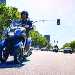 YAMAHA TRICITY 155, 2016: Video και τιμή στην Ευρώπη