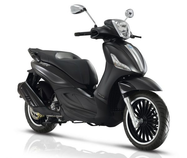 Piaggio Beverly 300 ABS/ ASR by Police, 2017