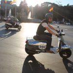 SCOMADI TL 125 Chrome: 24 ώρες γύρω-γύρω στη Μαδρίτη