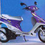 YAMAHA CR 90 TARGET R, 1991: Το σκούτερ που έφερε τα πάνω-κάτω