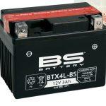 BS-BATTERY: Η νέα δύναμη στις μπαταρίες σκούτερ