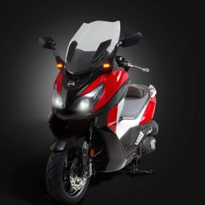 SYM CRUISYM 300 ABS, 2017: Νέο 300άρι maxi scooter