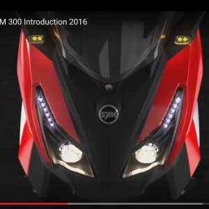 VIDEO: SYM CRUISYM 300i, Παρουσίαση