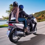 HONDA: Επέκταση ανάκλησης των SH 150, SH Mode, Forza 300