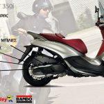 e-Moto.gr: Ανταλλακτικά μετάδοσης κίνησης Piaggio Beverly 350