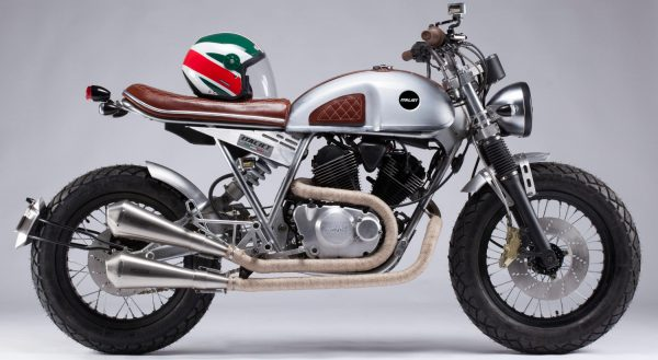 Italjet Cafe Racer 250