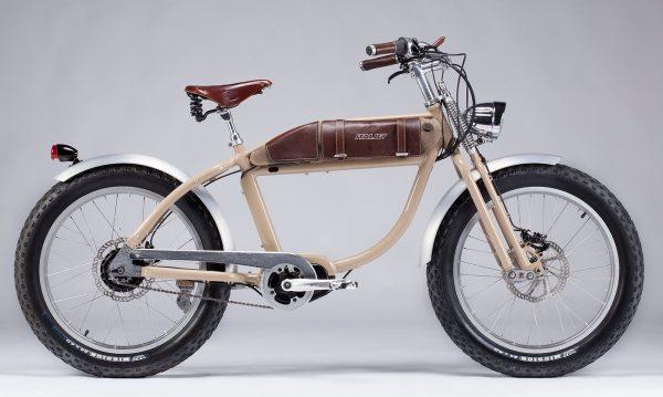 To ηλεκτρικό ποδήλατο της Italjet