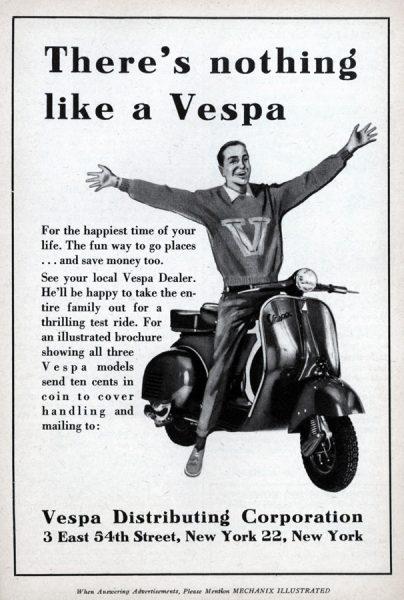 Vespa USA