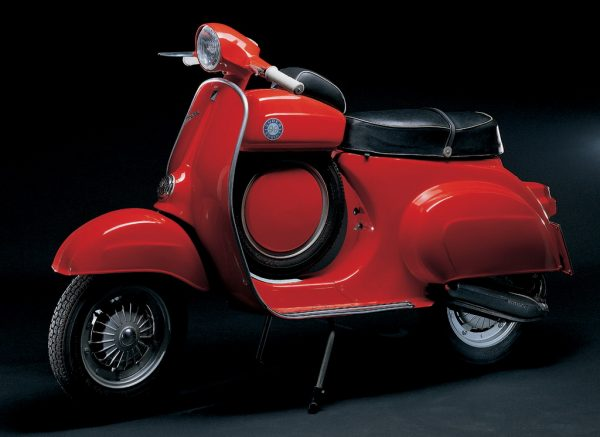 Vespa Super Sprint 90, 1966