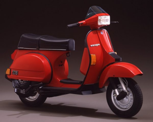 Vespa T 5 Pole Position, 1985