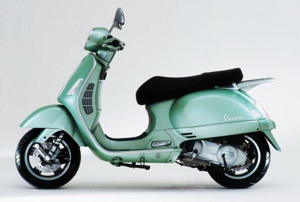 Vespa Granturismo 200L/125L, 2003
