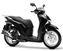 HONDA SH 150i ABS Top Box, 2017