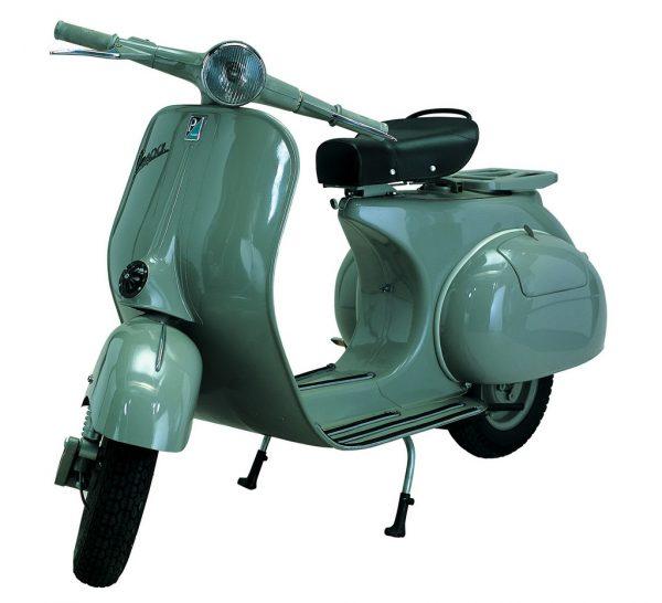 Vespa 125, 1958