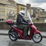 HONDA SH 150i ABS, 2017: Αποστολή στη Φλωρεντία