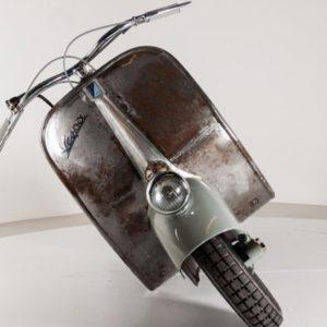 VESPA 98, 1946: Η αρχαιότερη Vespa βγαίνει σε δημοπρασία